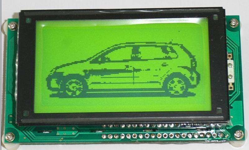 供应液晶屏HG16080,2比1液晶屏