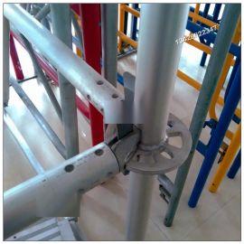 厂家直销菊花扣脚手架,6米可移动平台,,快装铝合金脚手架配件