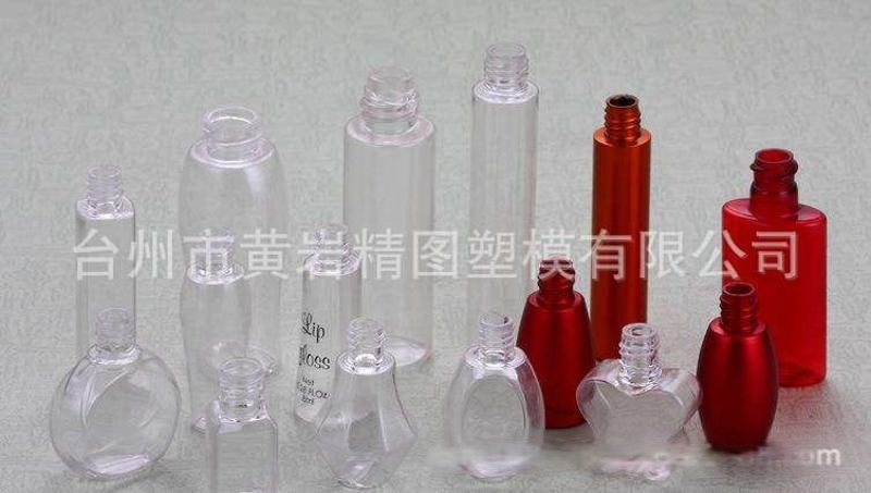 高端洗发水 沐浴露瓶 精油瓶模具 产品加工