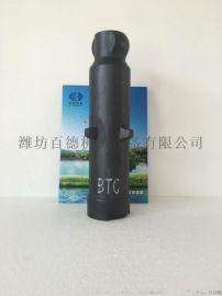 山东潍坊百德机械碳化硅耐磨异形件辐射管烧嘴套