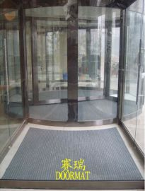 门厅入口除尘地垫 金属防滑地毯