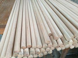 25*400MM白橡木棒木棍 木圆棒 把手