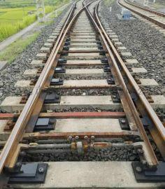 92改進型鐵路單開道岔
