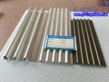 中卫铝天花型材 氟碳铝长城板 挤压铝板型材厂家
