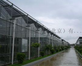 煜林枫农业玻璃温室大棚