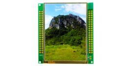 2.8寸TFT,RGB彩屏模块,宽视角TFT屏