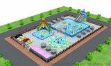 夏季充气水上乐园投资好项目