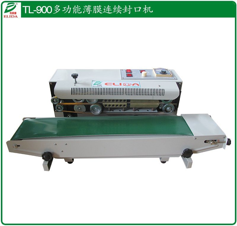 江门多功能薄膜连续封口机 广州化工铝箔袋包装机