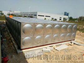 专业生产不锈钢消防水箱+金号生活水箱