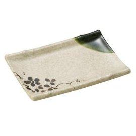 shunta织布系列美耐皿造型寿司碟 多用碟A03