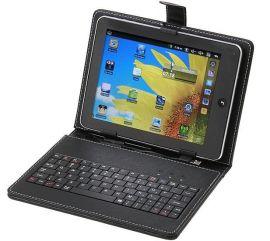 7寸平板電腦鍵盤皮套MID保護套子