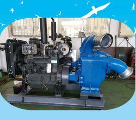 6寸防汛应急水泵 8寸柴油机水泵