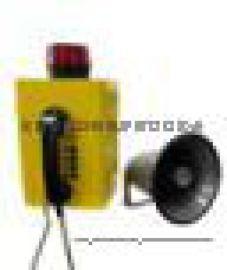 厂房内一键对讲话机 IP65工业电话机