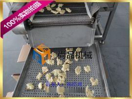 酥肉油炸生产线 酥肉上浆机图片 酥肉挂糊机