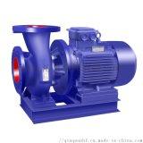 浙江沁泉 QSWH250-80A卧式单级管道离心泵