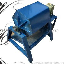 滚筒抛光机冲压件去毛边六角滚筒研磨机