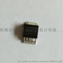 TD1507TR 非同步降压DC DC芯片