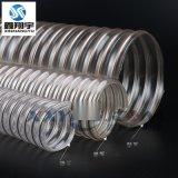 耐磨防凍PUR聚氨脂防靜電木工吸塵軟管