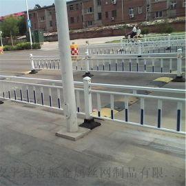 公路市政护栏、防撞道路护栏、街道市政护栏
