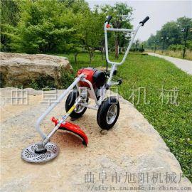 新款小麥收割機四衝程汽油動力打草機