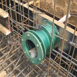 预埋式钢性防水套管沧州02S404防水套管厂家订制