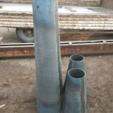 无锡板卷Q345长锥形管|钢架厚壁锥管|无缝锥管