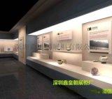 APP智能控制开门,遥控开门博物馆展柜生产制作厂家