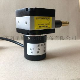 1米电阻0-10k拉绳位移传感器拉线电子尺