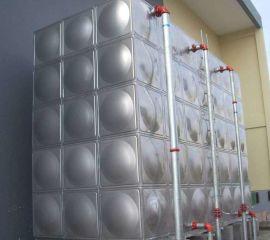 不锈钢水箱 地埋式玻璃钢消防水箱