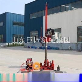 轻便勘探钻机QZ-2D垂直水平打孔取芯钻机