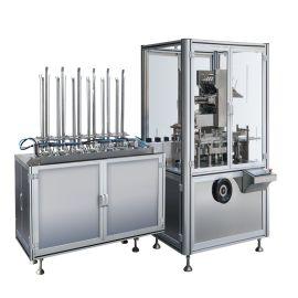 自动装盒机 全自动装盒机 食品自动装盒机