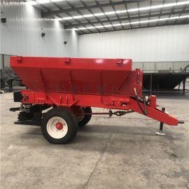 拖拉机后置撒肥机 大型撒肥机厂家