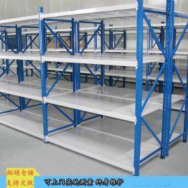 隔板货架 烟台中型货架 车间置物架 郑州货架