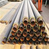 亳州 鑫龙日升 聚氨酯热力直埋管DN700/730玻璃钢预制聚氨酯保温管