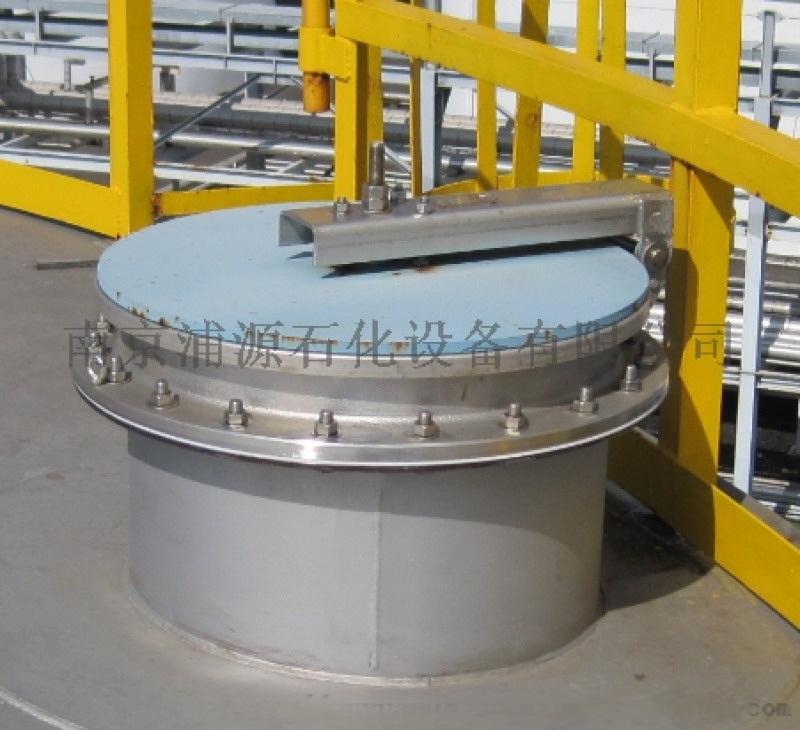 氮封储罐用紧急泄压阀、泄放阀
