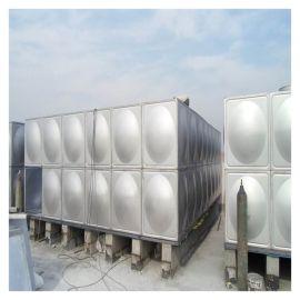 屋顶30立方强度高消防水箱