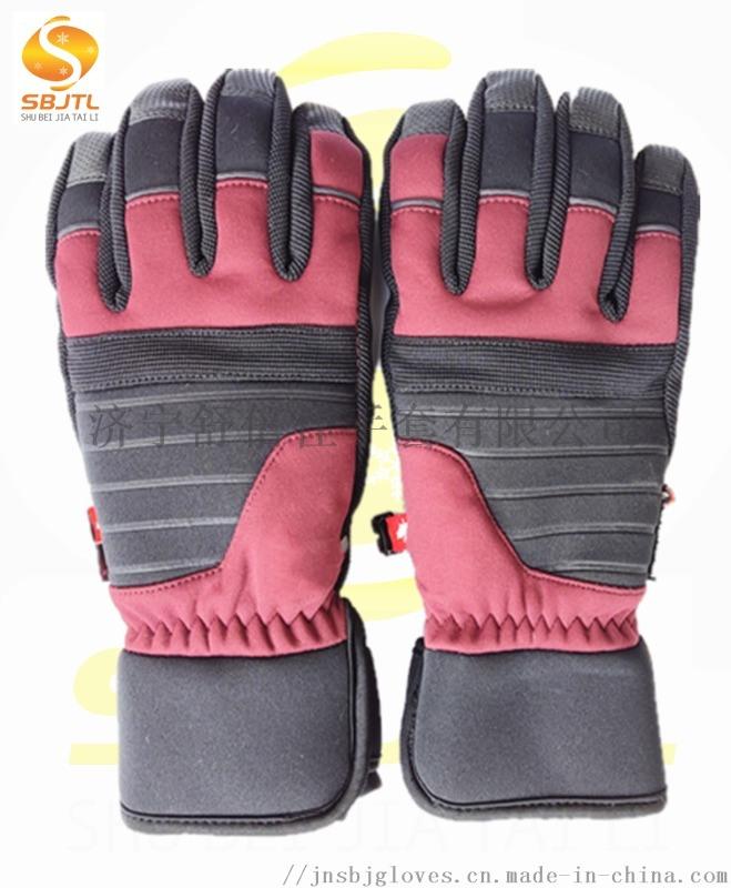 爆款冬季女款加厚保暖手套