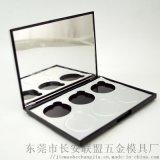 東莞市6色眼影盒圓孔磁吸空盤包材生產定做廠家