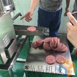 山东尚品供应藤椒肉排成型机 小型生产深海鱼排成型机
