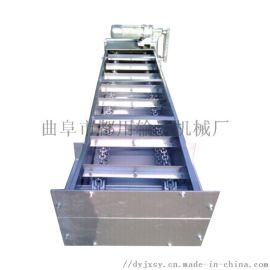 量产烘干机配套刮板机qc 炉灰用刮板式输送机