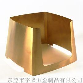 榨汁机不锈钢外壳硬壳果汁机不锈钢件宇隆定制