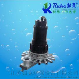 NQXB新型离心式潜水曝气机