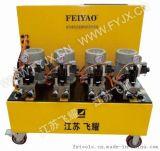 江苏飞耀 供应 PLC多点同步顶升液压系统——双作用变频控制