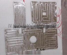 铝箔发热片 各种型号加热片发热线