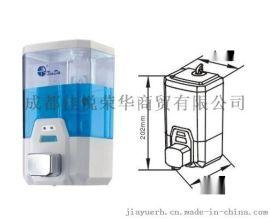大容量手动皂液机器按压式批发包邮