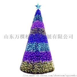 圣诞节日装饰礼品发光圣诞树