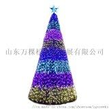 耶誕節日裝飾禮品發光聖誕樹