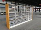 订做钢制书架 阅览室档案图书架 重庆学校书架