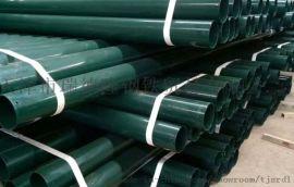 热浸塑穿线管生产厂家,电力涂塑穿线管,钢塑穿线管