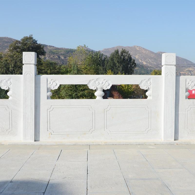 详述石雕栏杆的安装流程和厂家